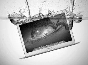 Apple Mac Liquid Spill Repair Hyderabad