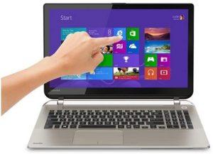 Toshiba Laptop Touchscreen