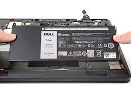 Dell Laptop Battery Replacement