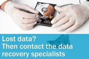 Most-Trusted Data Recovery Services In Hyderabad